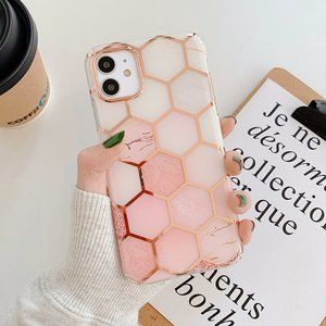 NEW iPhone 11/Pro/Max/XR Electroplated case